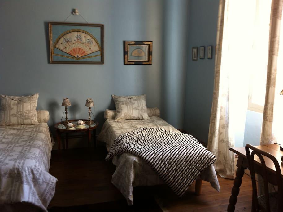Le bonheur dans le gers chambre et sdb privees - Chambres et tables d hotes dans le gers ...