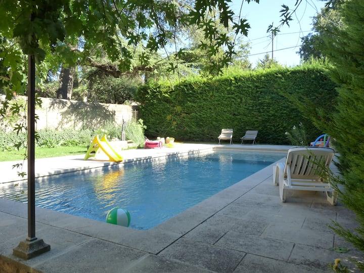 Villa avec piscine en Provence Luberon Pays d'Aix