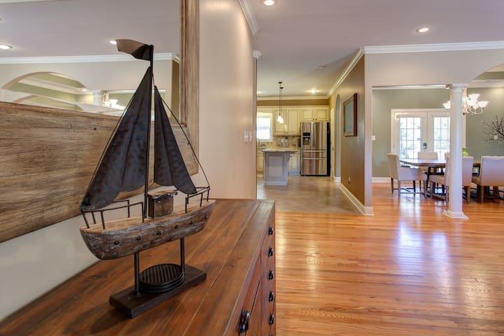 Luxury Home in Downtown Huntsville - Huntsville - Hus