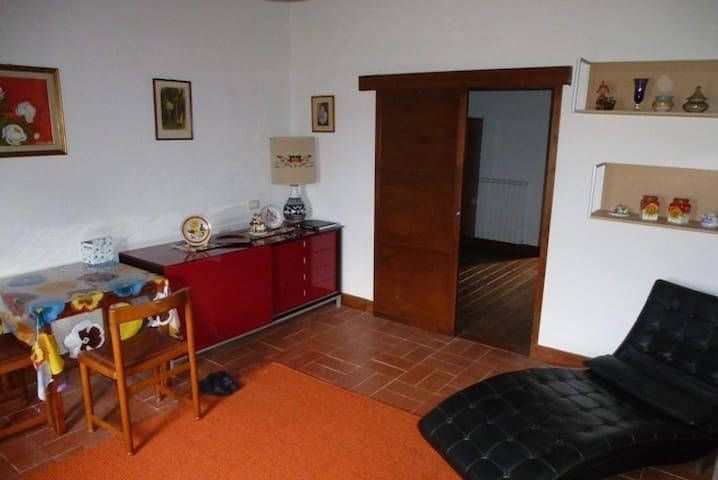 Appartamento tra Arezzo e Siena - Pieve A Presciano - Apartemen