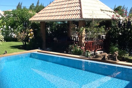 Home from Home in Tranquil Setting - Nong Kae - Bungalow