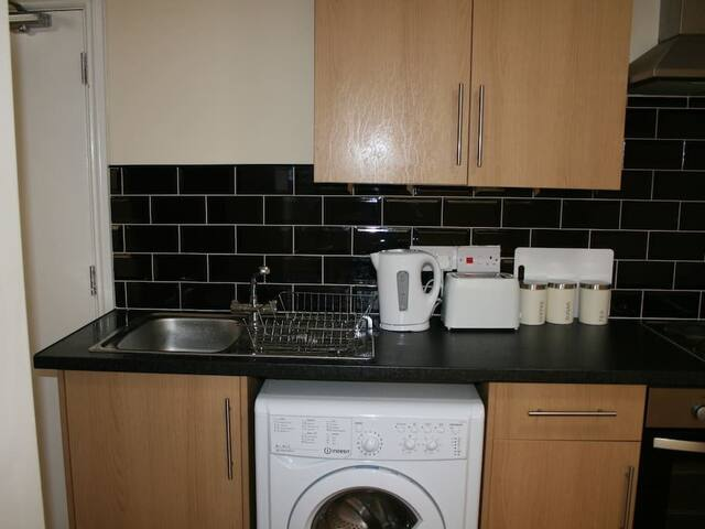 Homely City Centre Studio Flat LE1