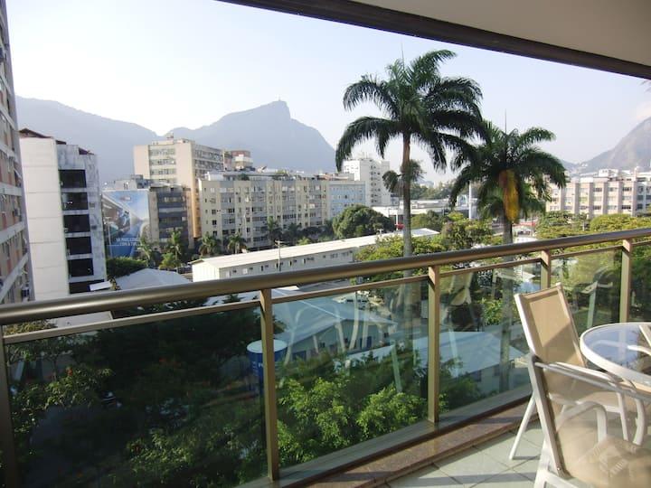 Incredible apartment in Leblon close to the beach