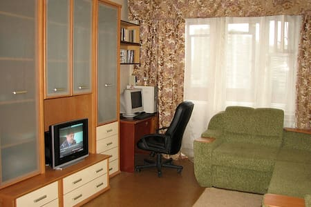 1 room cosy apartment in  Kiev - เคียฟ - อพาร์ทเมนท์