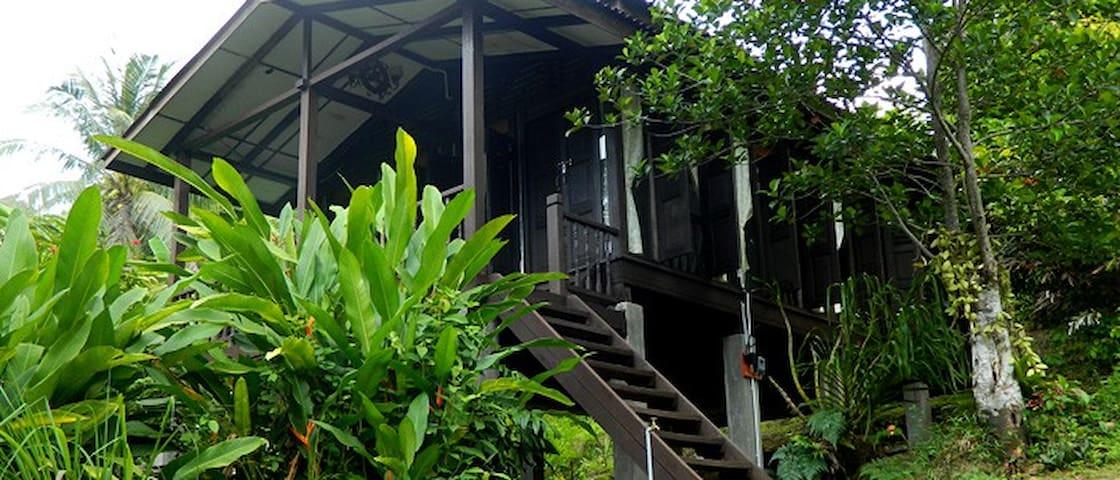 Villa Sri Kampung - Hus