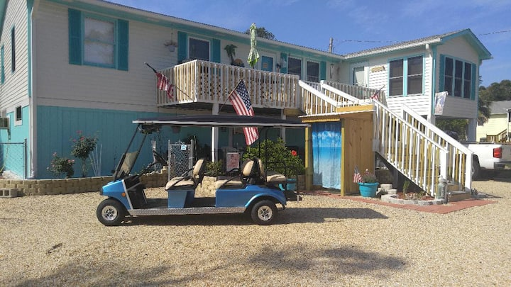 Paradise Retreat: Best Beaches, Boating & Barbecue