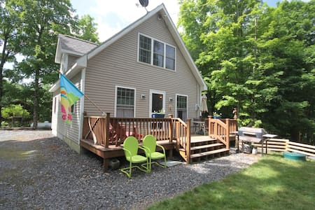 Cozy three bedroom 2 bath cottage - Hubbardton