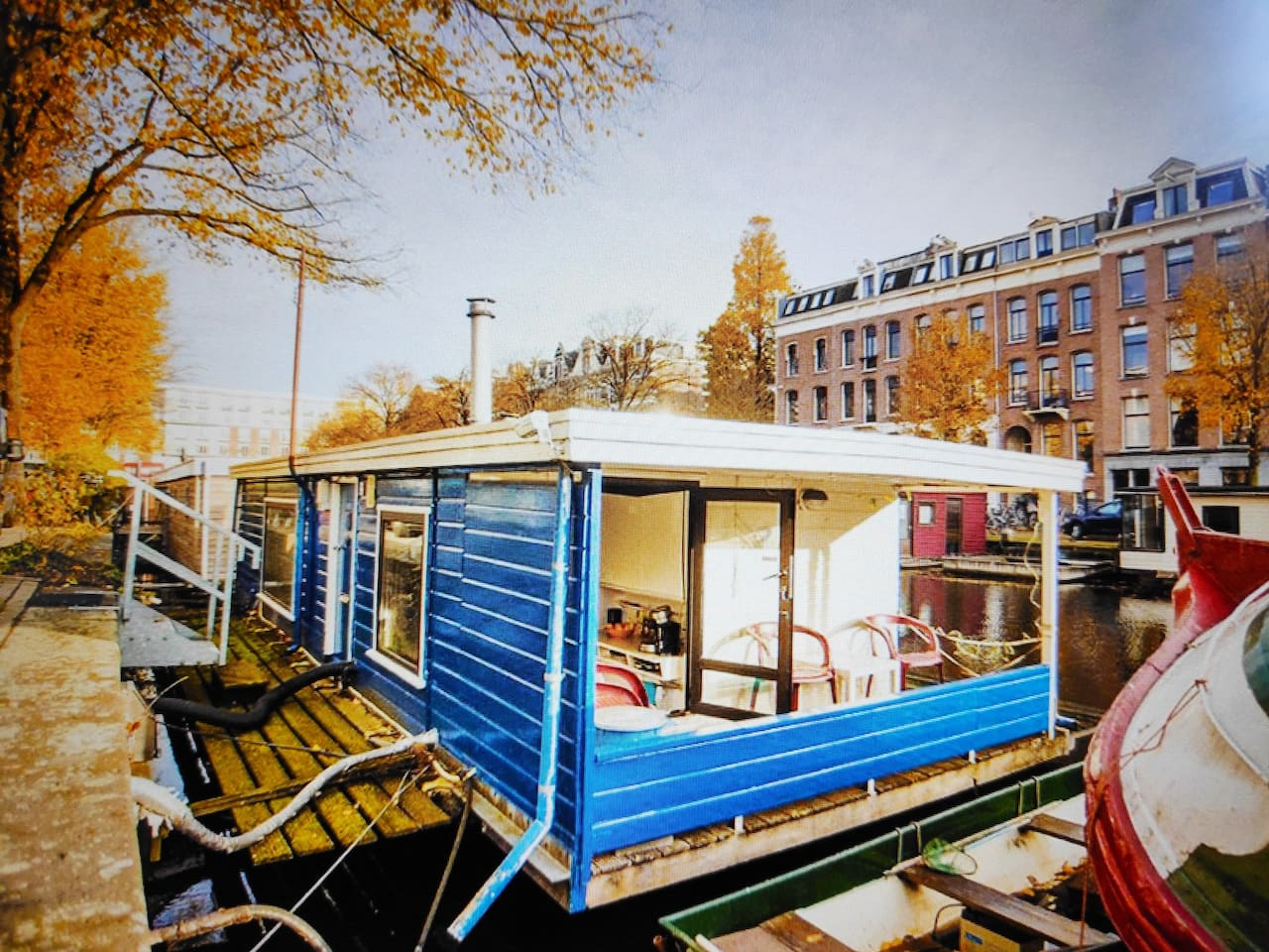 Private Family Houseboat