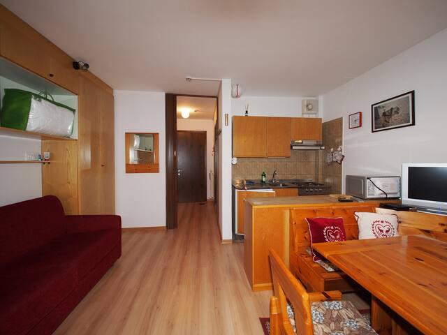 Appartamento Dolomiti Santa Fosca Cortina Alleghe