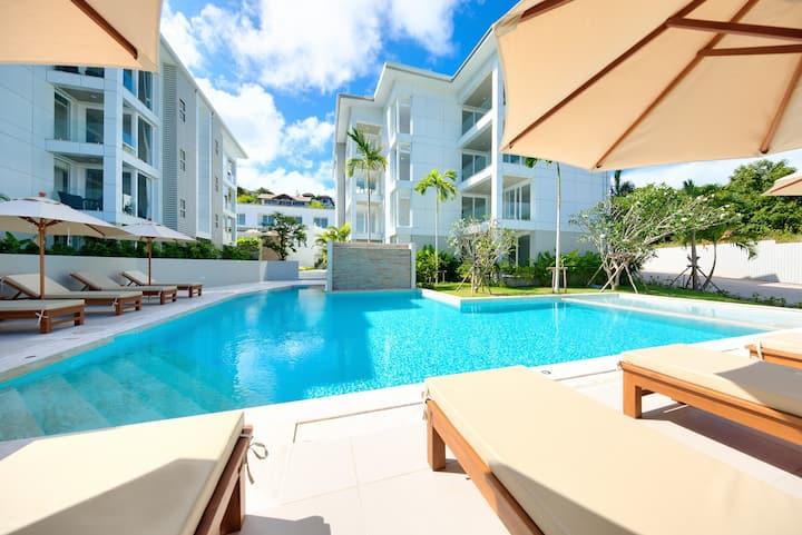 Horizon Residence 1-bedroom pool view condo