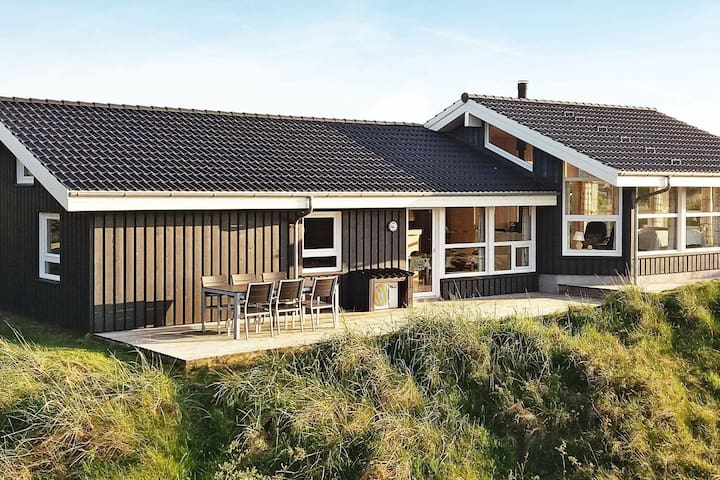 Spacious Holiday Home in Bindslev With Whirlpool and Sauna