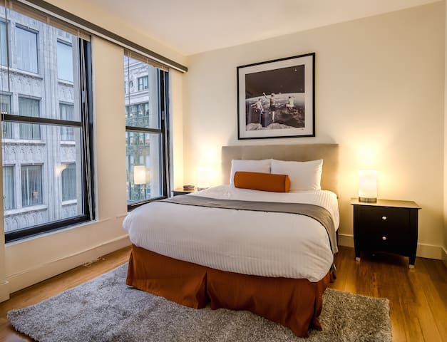 Downtown Crossing, 1 Bed Apt, Boston