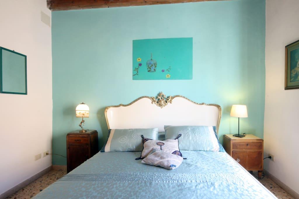 """Bedroom """"Verde Tiffany"""""""