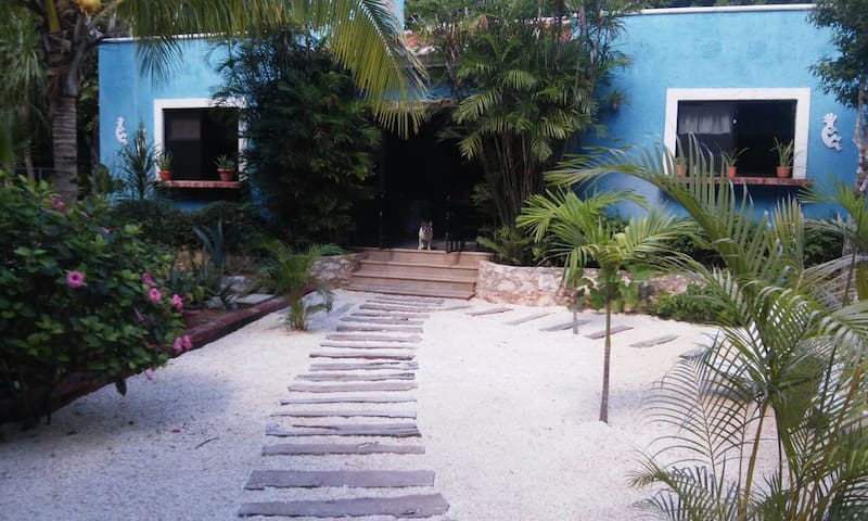 Casa en la Selva. - Puerto Aventuras