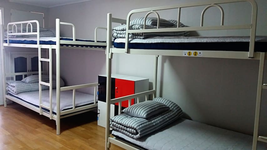 Silk Road Hostel (Dorm 1)