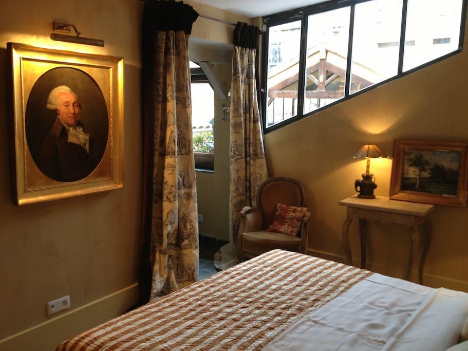 Chambres d 39 h tes de charme n mes chambres d 39 h tes - Chambres d hotes languedoc roussillon ...
