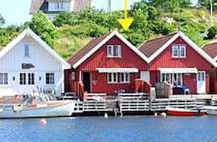House by the sea - Kristiansand - Cabane