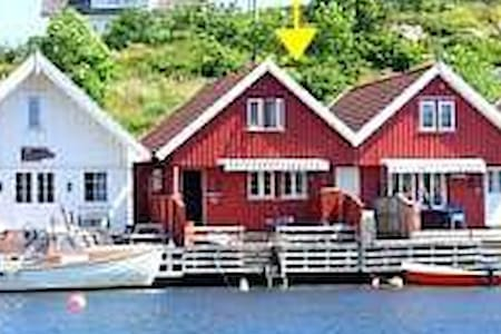 House by the sea - Kristiansand - Kabin