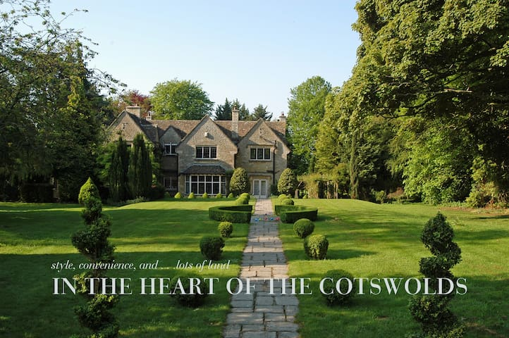 Fabulous Cotswolds Country Home - Long Newnton - House