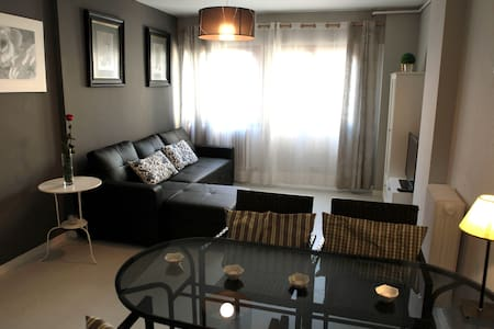 COSY FLAT IN THE CITY CENTRE - Zaragoza - Pis
