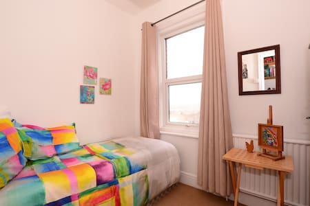 Cosy Single Bedroom, Stunning View! - Newhaven - 獨棟