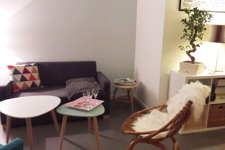 Appartement au cœur du Vignoble Nantais