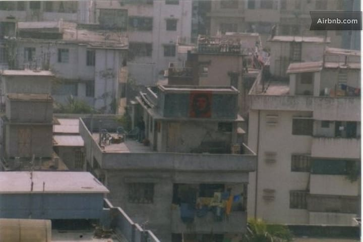 Rooftop Studio Aparment withTerrace - dhaka ,Green Road - Wohnung