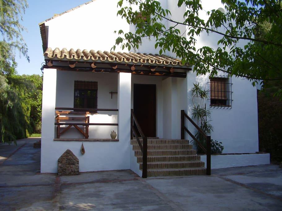 Casa rural sierra norte de sevilla chal s en alquiler en for Casas de alquiler en la sierra de madrid