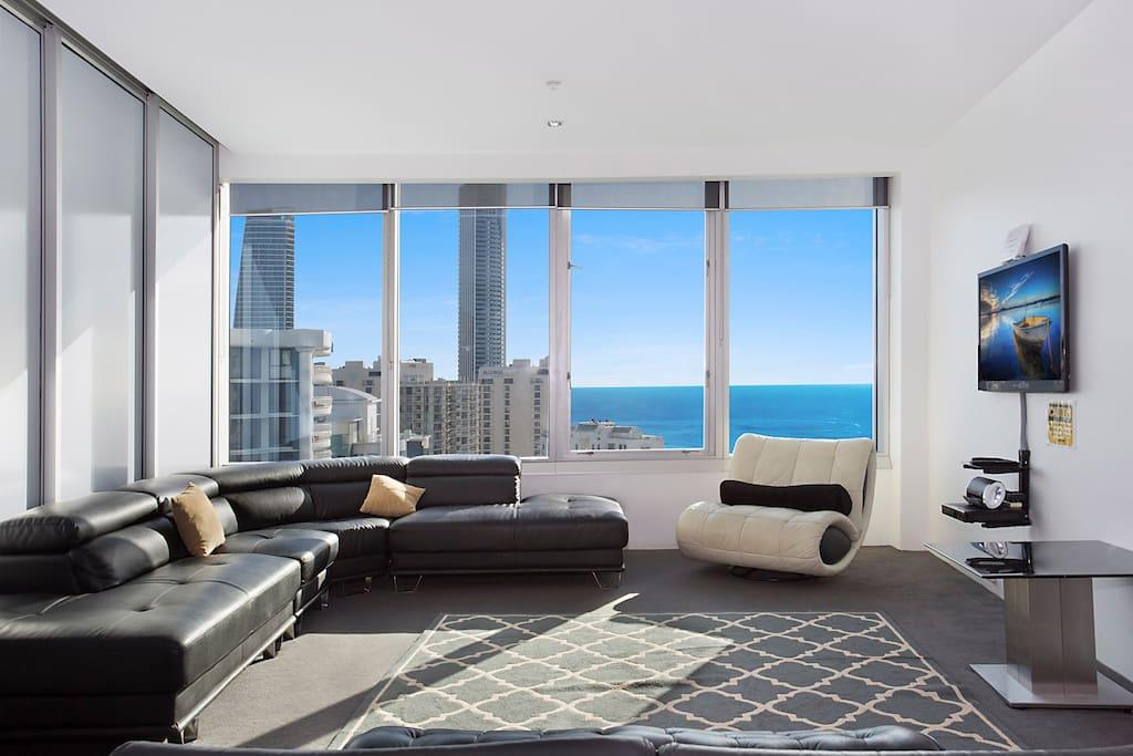 Q1, Apartment & Ocean view