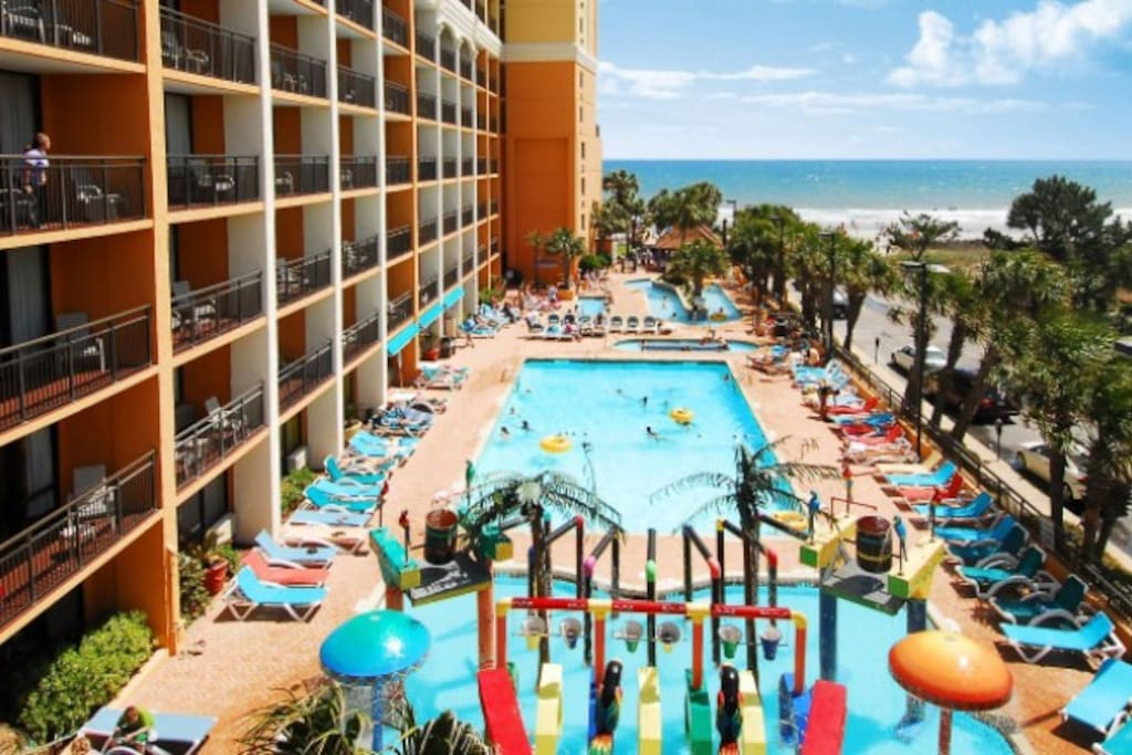 PENTHOUSE Oceanfront SLEEP 8 Condominiums For Rent In Myrtle Beach South C