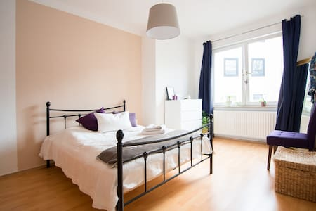 Nice room in the heart of Hanover - Apartamento