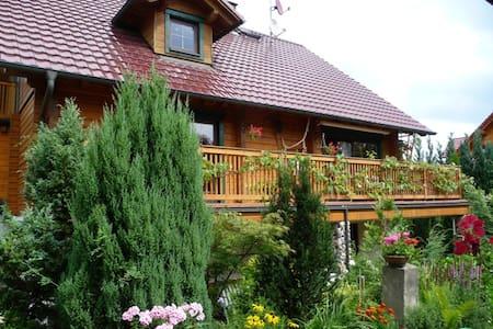 Sächsische Schweiz. Ferienwohnung - Bad Schandau - Wikt i opierunek