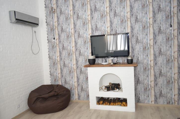 Premium Apartments Mariupol on Peace ave, 40
