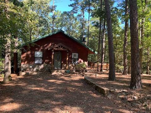 The Cabin @ 153 Raspberry
