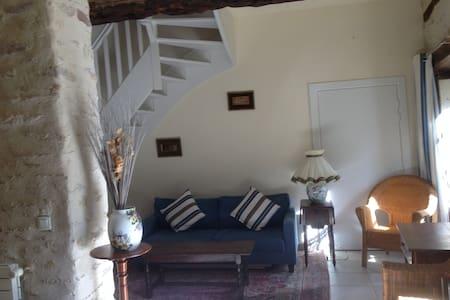 Maison meublée (47 m2) tout confort proche nature - Bruz
