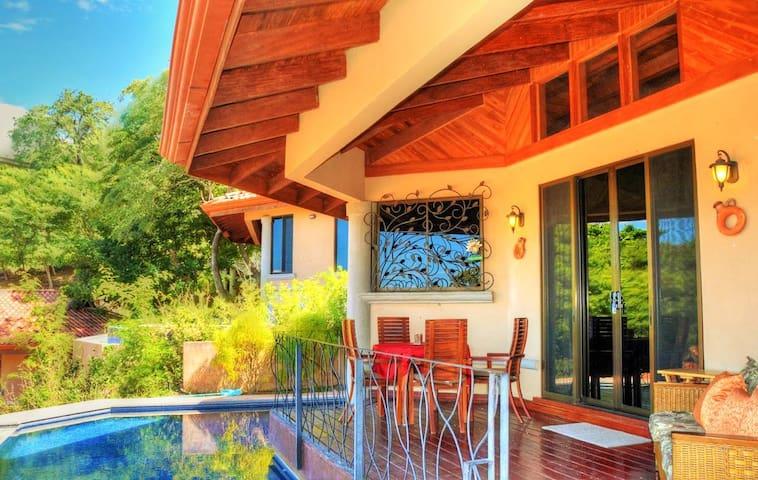 Playa Hermosa Ocean View House - Playa Hermosa  - 別荘