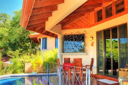 Playa Hermosa Ocean View House - Villa