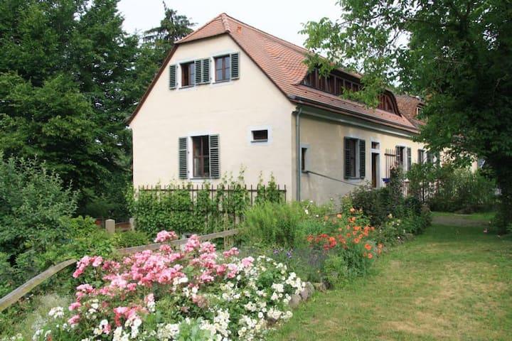 Poncet´sches Herrenhaus
