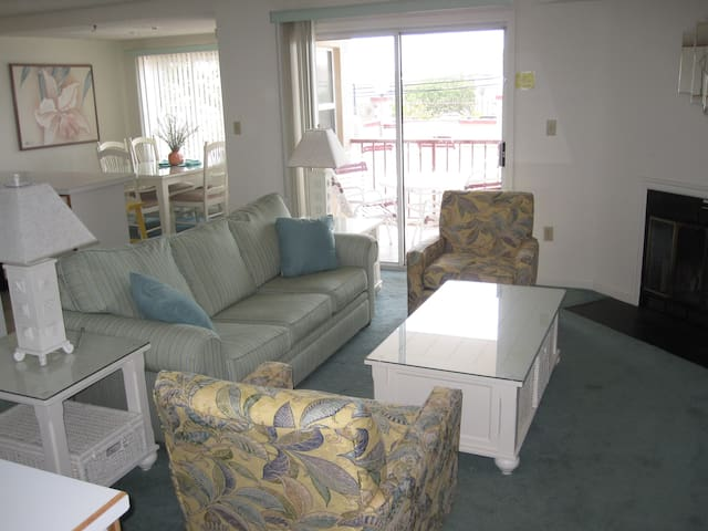 Ocean City, MD Beach Block Condo