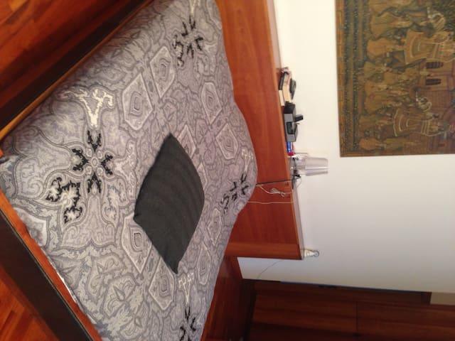 Double room in a design apartament - Verona - Apartment