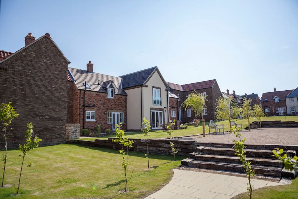 Meadowside Cottage At The Bay Filey With Pool Cottages For Rent In North Yorkshire United