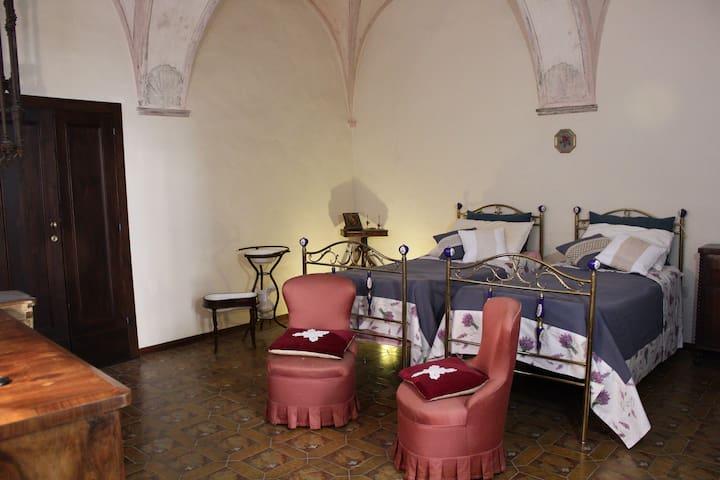 Seconda camera da letto al piano terra