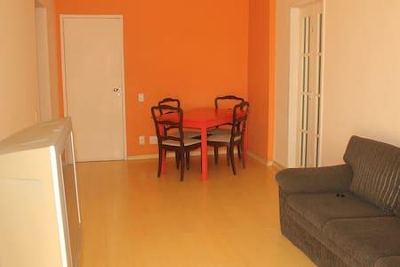 Apartamento 2 qtos, vista p Cristo - Rio - Apartmen