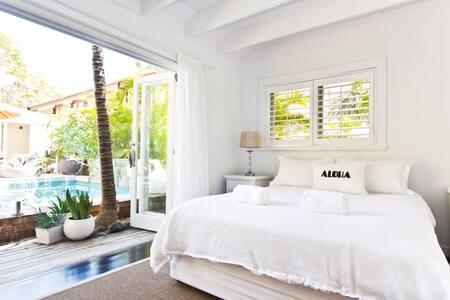 Poolside cabana - Palm Beach - Cabane