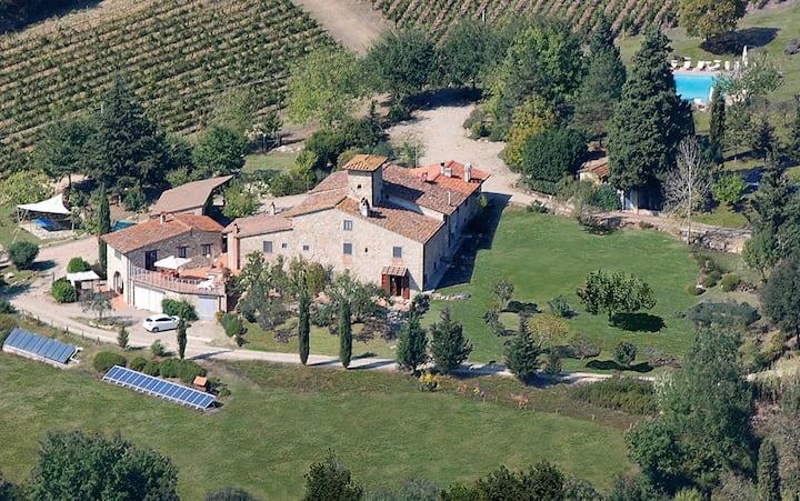 Farmhouse near Florence - Torretta