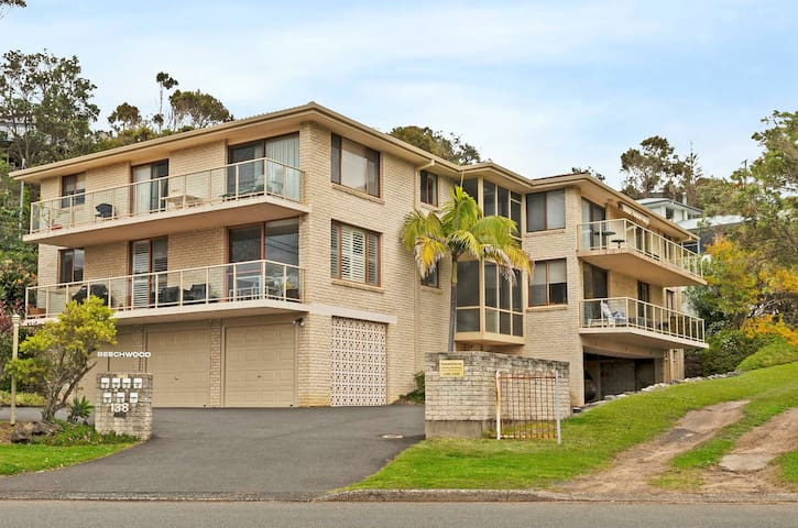 SAND N SUN - Opposite the Beach - Avoca Beach - Apartment