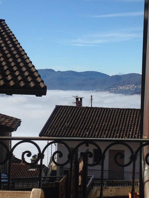 Room in Lugano Aldesago