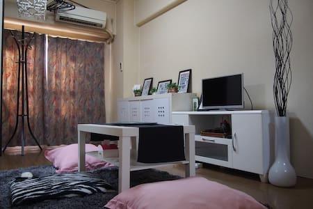 1min Matsuyamachi ST/Walk shinsaibashi Namba/Wifi - Chūō-ku, Ōsaka-shi - Wohnung