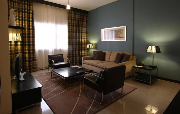 One Bedroom Suite Beautifully Decorated