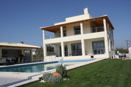 Vacation Villa - Vrachati Peloponnese, Greece - Vrachati